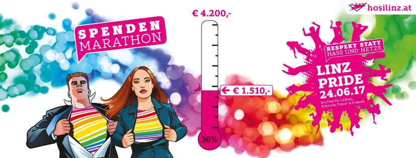Spendenmarathon 2017