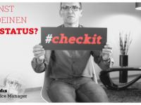 #checkit