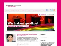 HOSI Linz mit neuem Online Auftritt