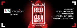 Tipp: Red Ribbon Night @ Bar Schneiderei | Linz | Oberösterreich | Österreich