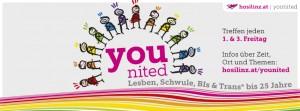 YOUnited - großes Kennenlernen @ Jugendkulturbox Ann and Pat | Linz | Oberösterreich | Österreich