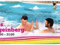 Letze Chance, jetzt schnell anmelden:  HOSI Linz goes Therme Geinberg