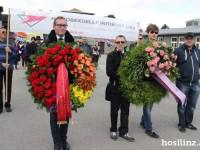 Mauthausen – HOSI Linz mahnt zum 70er