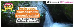 Lesbresso: Wandern im Pesenbachtal @ AFZ | Linz | Oberösterreich | Österreich