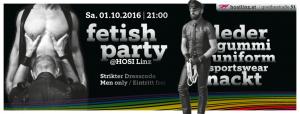 Fetish Party @ HOSI Linz | Linz | Oberösterreich | Österreich