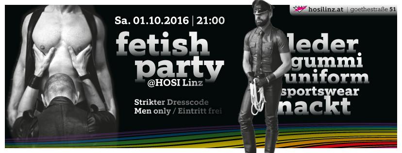 Fetisch Party 1.10.2016