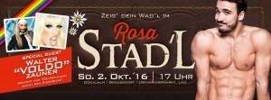 Tipp: 6. Rosa Stadl @ Donaualm - @Urfahraner Markt | Oberösterreich | Österreich