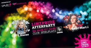 AFTERPARTY LINZPRIDE @ Club Spielplatz   Linz   Oberösterreich   Österreich