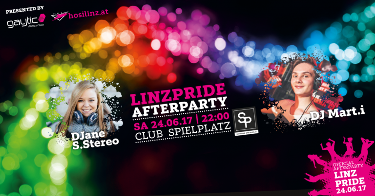 LINZPRIDE AFTERPARTY
