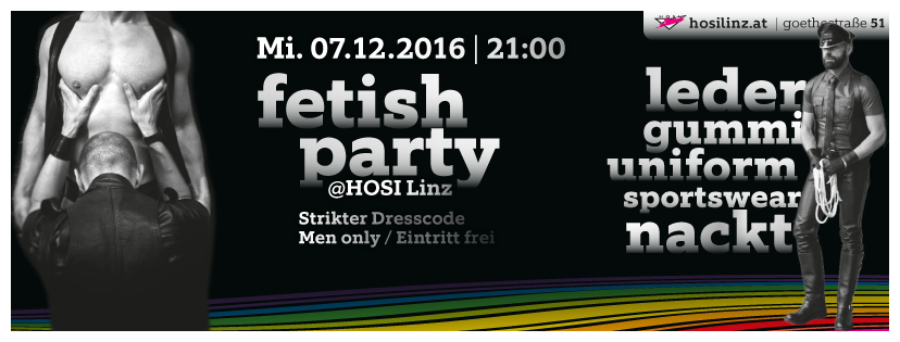 Fetish Party 7.12.2016