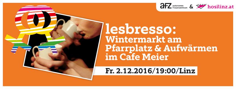 lesbresso: Wintermarkt