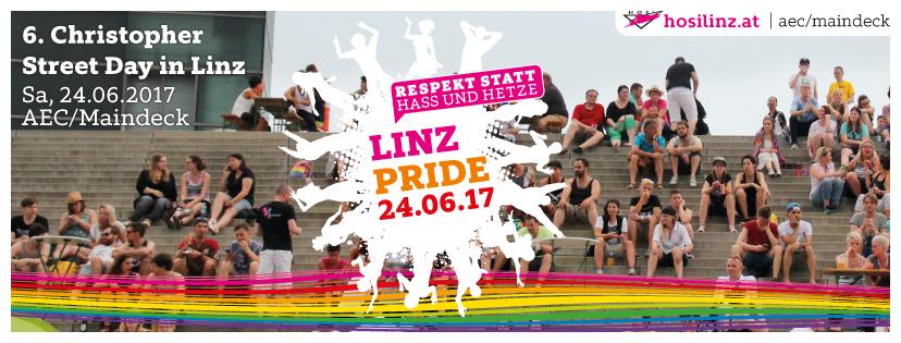 Linz PRIDE 2017