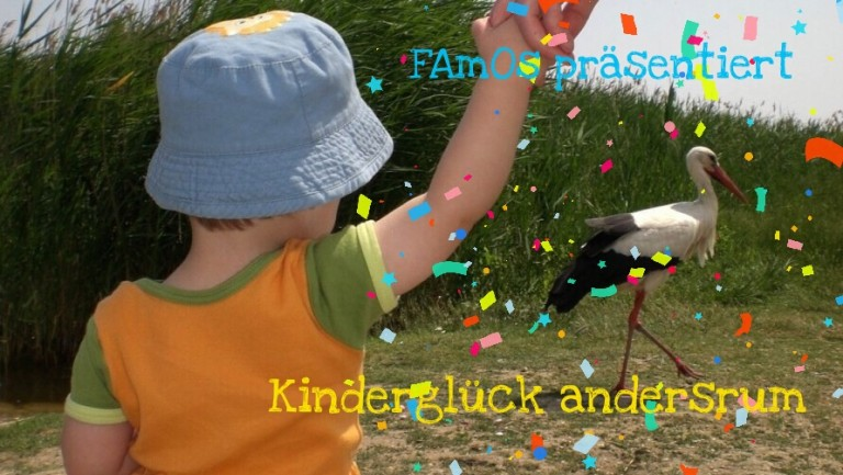 """Kinderglück andersrum"""