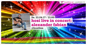 HOSI Live in Concert @ HOSI Linz   Linz   Oberösterreich   Österreich