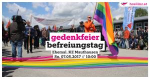 Gedenkveranstaltung zum Befreiungstag @ KZ-Gedenkstätte Mauthausen | Marbach | Oberösterreich | Österreich