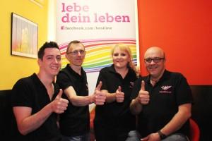 HOSI Linz Vorstand 2017
