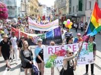 LINZPRIDE2017 – Ein Fest gegen Hass und Hetze