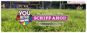 Schiff Ahoi! @ Ann & Pat | Linz | Oberösterreich | Österreich