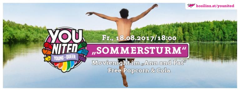 """Movienight """"SOMMERSTURM"""""""