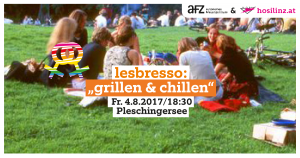 Lesbresso goes Pleschingersee