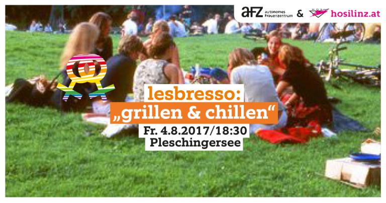 Lesbresso goes Pleschingersee