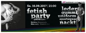 Fetish Party - September @ HOSI Linz | Linz | Oberösterreich | Österreich