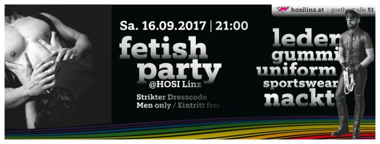 Fetish Party – September