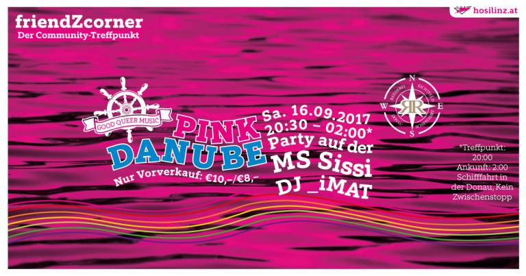 Pink Danube