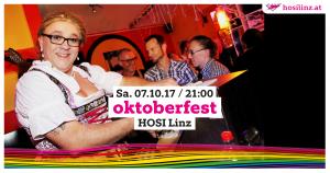Oktoberfest 2017 @ HOSI Linz | Linz | Oberösterreich | Österreich