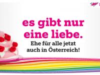 Verfassungsgerichtshof öffnet Ehe für Homosexuelle ab 2019