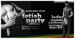 Fetish Party - März @ HOSI Linz | Linz | Oberösterreich | Österreich