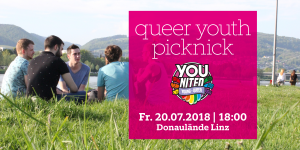 YOUnited - Queer Youth Picknick @ Donaulände Linz | Linz | Oberösterreich | Österreich
