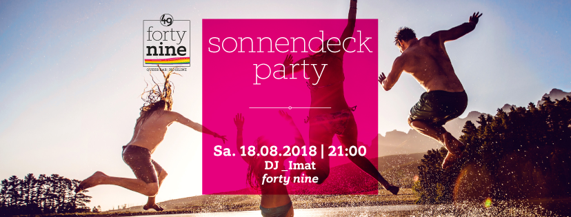 Sonnendeck Party