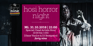 HOSI Horror Night @ Queer Bar forty nine | Linz | Oberösterreich | Österreich