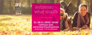 LESBRESSO – what shalls