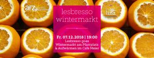 LESBRESSO: Wintermarktbesuch