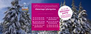 Weihnachten - Wir haben geöffnet @ Queer Bar forty nine | Linz | Oberösterreich | Österreich