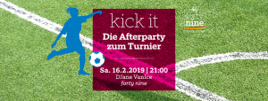 Kick it - Afterparty @ Queer Bar forty nine