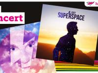 """Live in Concert: Al Axy präsentiert neues Album """"Superspace"""" am 24. Januar @ HOSI Linz"""