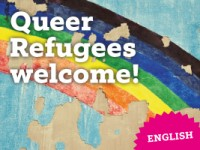 Queer refugees welcome (english)