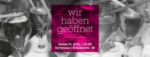 fortynine geöffnet (freitag) @ HOSI Linz | Linz | Oberösterreich | Österreich