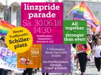 Linzpride 2018 – Parade