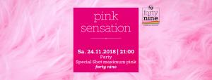 Party: Pink Sensation @ Queer Bar forty nine | Linz | Oberösterreich | Österreich