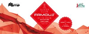 Queer Club Famous @ Queer Bar forty nine | Linz | Oberösterreich | Österreich