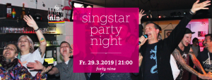 Sing Star Night @ Queer Bar forty nine