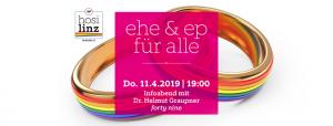 Ehe und Eingetragene Partnerschaft für alle! @ Queer Bar forty nine