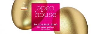 Ostersonntag: Wir haben geöffnet @ Queer Bar forty nine