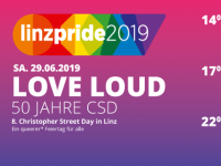 Love Loud – linzpride 2019