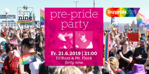 Pre-pride Party @ Queer Bar forty nine