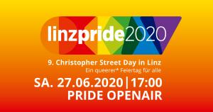 Linzpride 2020 - Pride Openair @ AEC Maindeck